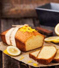 Gateau citron faisselle-Lait du forez