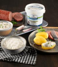 Sarasson pommes de terre saucisson - Lait du Forez